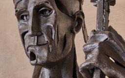 escultura St. Benet - Fita
